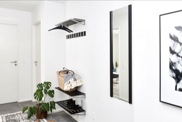 Accessories for your home and hallway - Entry furniture handmade in Denmark.